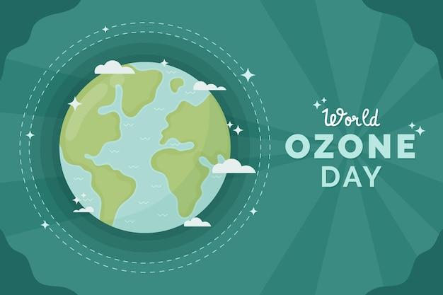 Contexte de la journée mondiale de l'ozone