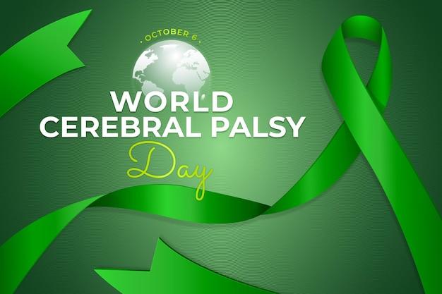 Contexte de la journée mondiale de la paralysie cérébrale réaliste