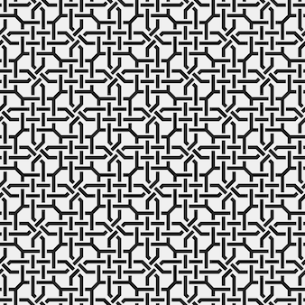 Contexte de motif symétrique