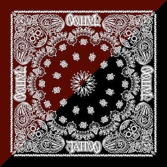 Contexte de motif de tatouage