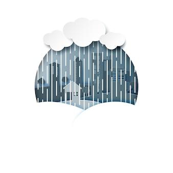 Contexte de la mousson