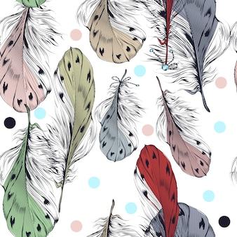 Contexte des plumes