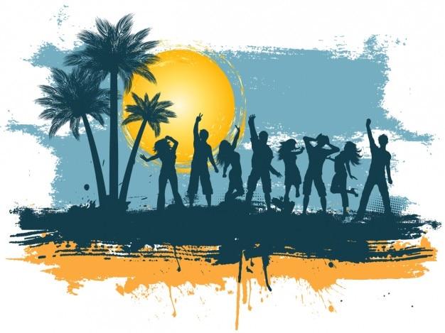 Contexte summertime party