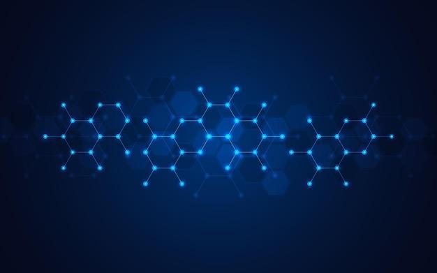 Contexte de la technologie de l'innovation