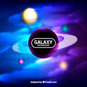 Contexto désactivé des galaxies
