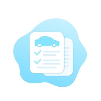 Contrat d'assurance automobile