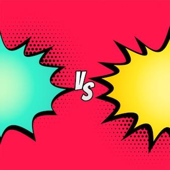 Contre la lutte contre le style de bande dessinée