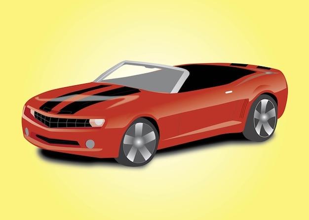 Convertibles de voiture de sport