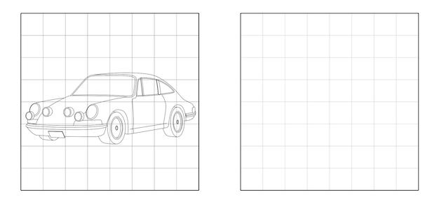 Copiez l'image de la voiture