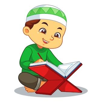 Coran musulman lecture coran