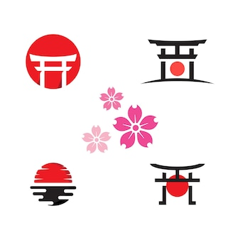 Corne du diable vector icon design illustration template