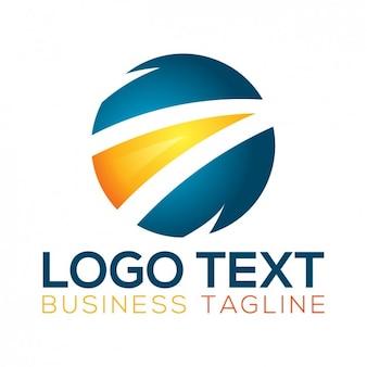Corporative logo sphère
