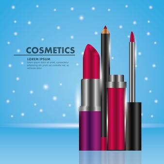 Les cosmétiques composent