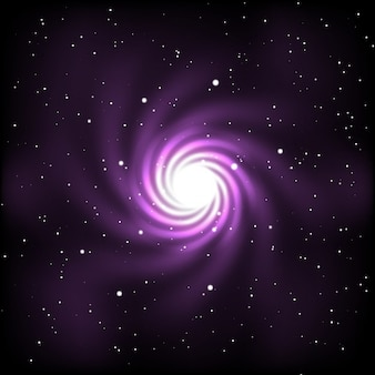 Cosmos abstrait