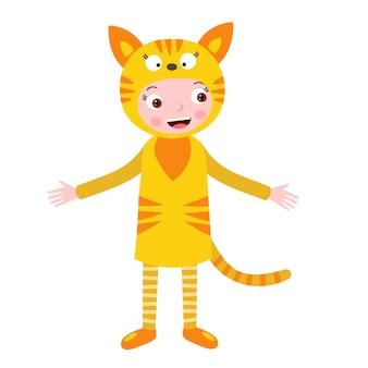 Costume de chat pour enfants