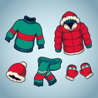 Costume d'hiver