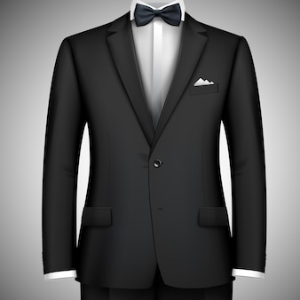 Costume d'homme d'affaires