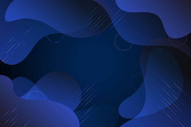 Couleur de l'année fond bleu classique