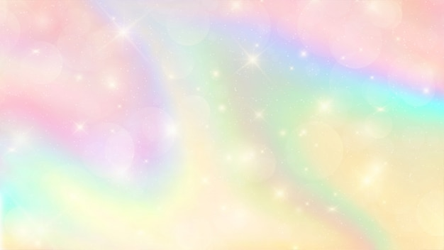 Couleur aquarelle et pastel abstrait coloré