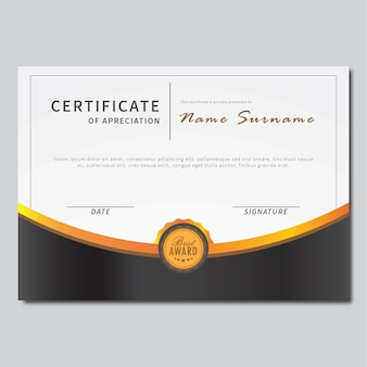 Couleur de base formelle de certificat