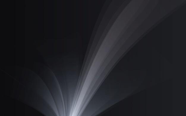Couleur de fond abstrait noir et couleur grise