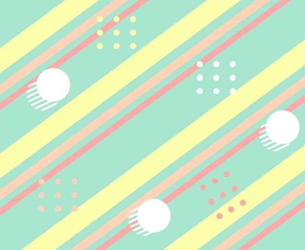 Couleur pastel minimaliste abstrait
