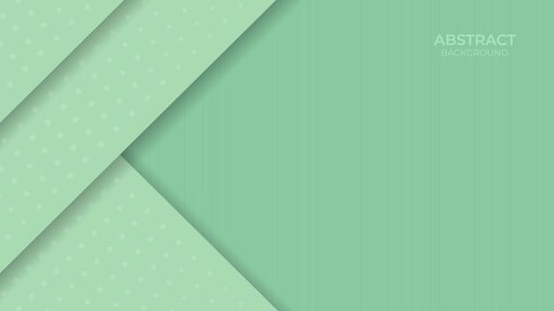 Couleur verte de tissu doux abstrait avec une texture de point clair. illustration vectorielle