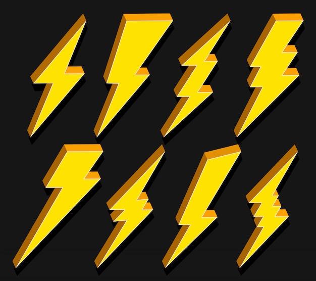 Coup de foudre électrique