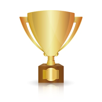 Coupe du vainqueur or