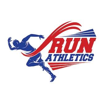 Courir et marathon logo