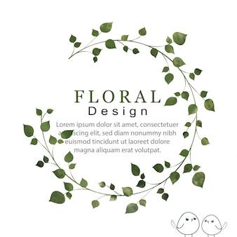 Couronne Fleur Vecteurs Et Photos Gratuites