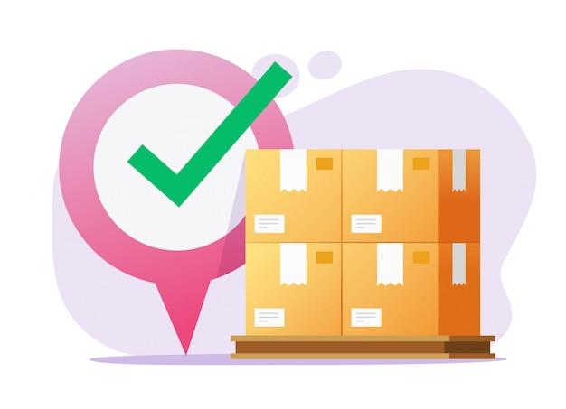 Courrier logistique de fret destination en ligne pour le transport de service de livraison de fret