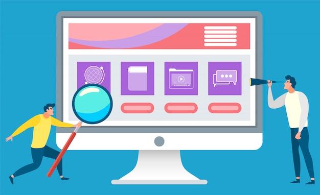 Cours de formation en ligne pour étudiants en commerce