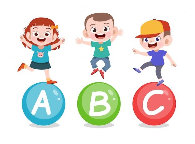Cours de lettres pour enfants