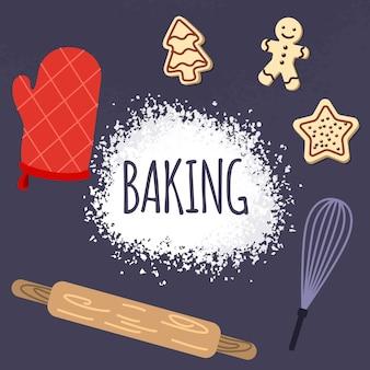 Cours de maître d'affiches de cuisson