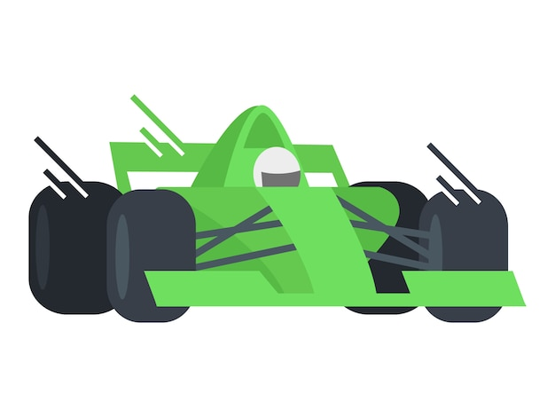 Courses de voitures rapides