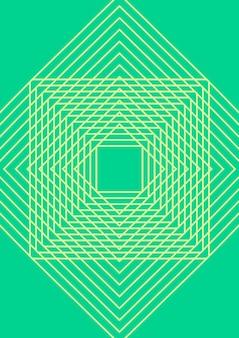 Couverture abstraite. vecteur tendance minimal avec des dégradés de demi-teintes. futur modèle géométrique pour flyer, affiche, brochure et invitation. couverture colorée minimaliste. illustration abstraite eps 10.