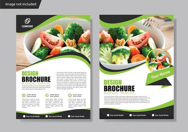 Couverture du dépliant ou du livret de brochure