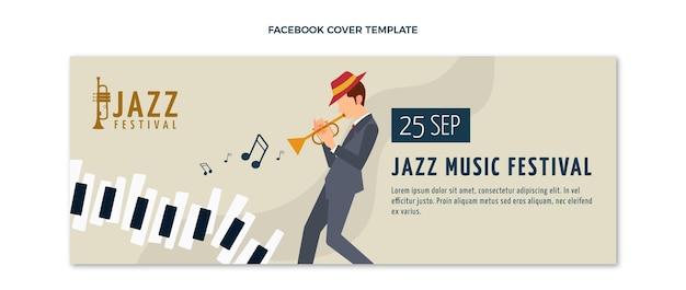 Couverture facebook du festival de musique minimaliste