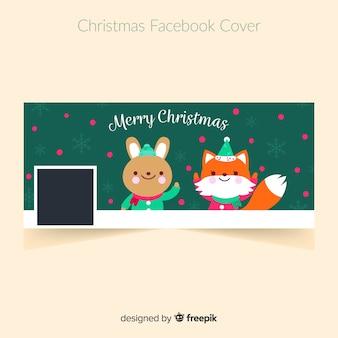 Couverture facebook facebook plat