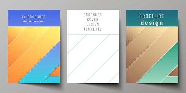 Couverture pour brochure