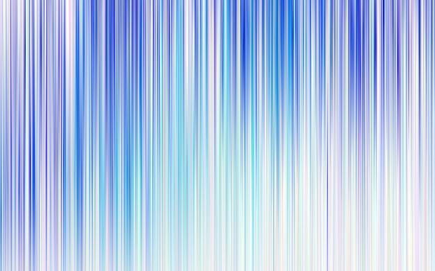 Couverture de vecteur bleu clair avec des rayures