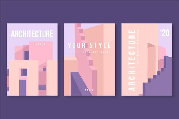 Couvertures d'arhitecture