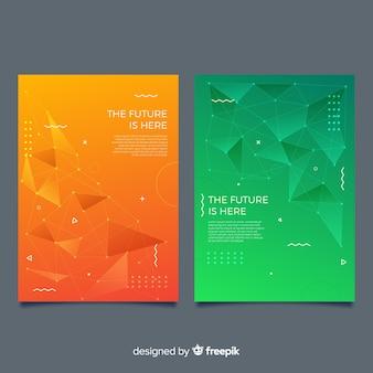 Couvertures technologiques colorées