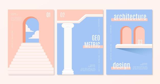 Couvre un ensemble d'architecture minimale