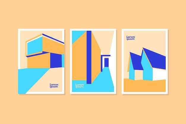 Couvre le pack d'architecture minimale