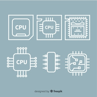 Cpu collectio moderne
