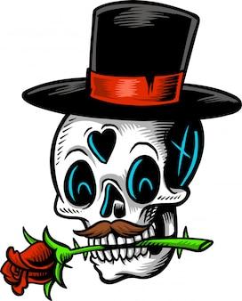Crâne d'amour