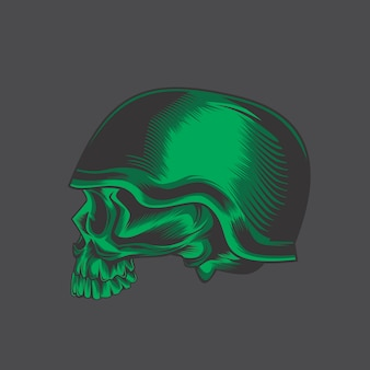 Crâne d'armée