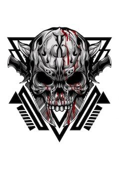 Crâne gangster